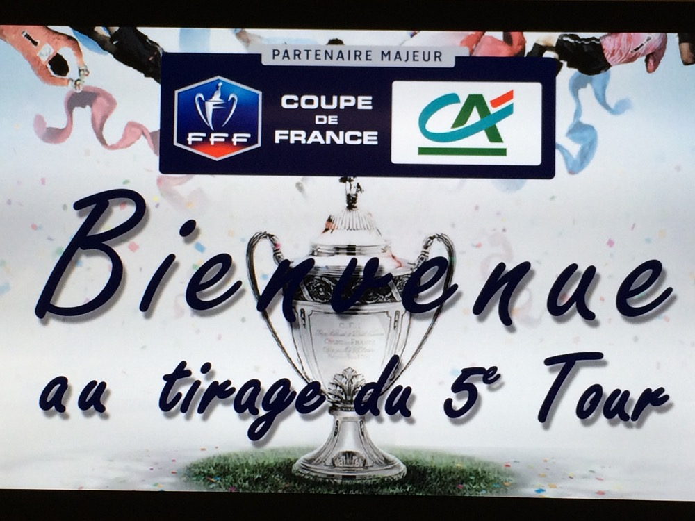 Coupe de france le direct en tirage loire football 42 - Tirage 32 coupe de france ...