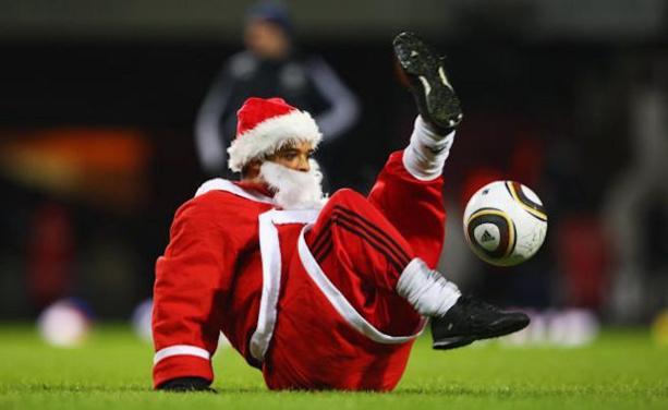 Monfoot42 Joyeux Noel A Tous Les Footeux Du 42 Et Des Alentours